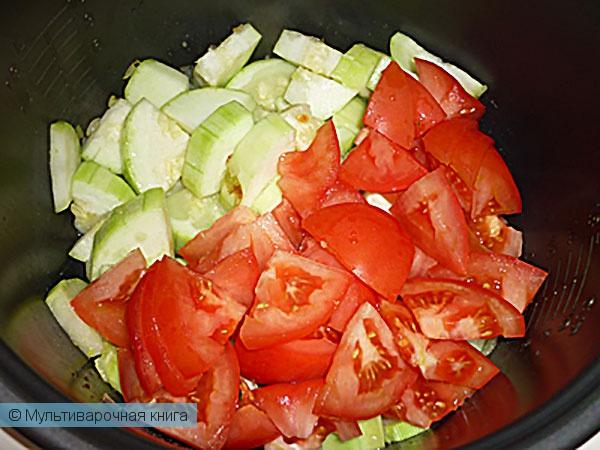 Закуски: Нежнейшая закуска из кабачков