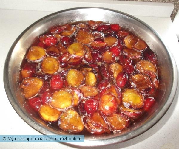 Десерты: Сливово-алычовое варенье в мультиварке