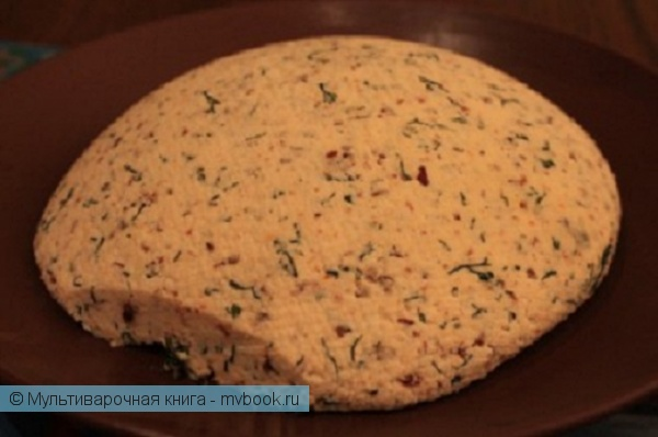 Готовим в мультиварках REDMOND: Домашний сыр в мультиварке