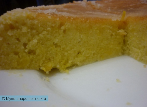 Выпечка: Лимонный кекс