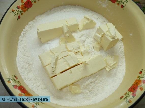 рецепты пирогов с грушами в мультиварке