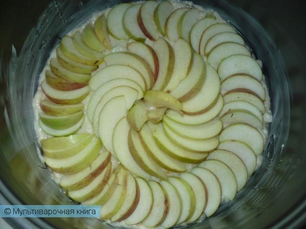 Выпечка: Яблочный пирог