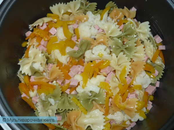Вторые блюда: Овощная лазанья