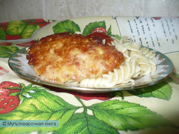 Вторые блюда: Сырные котлеты