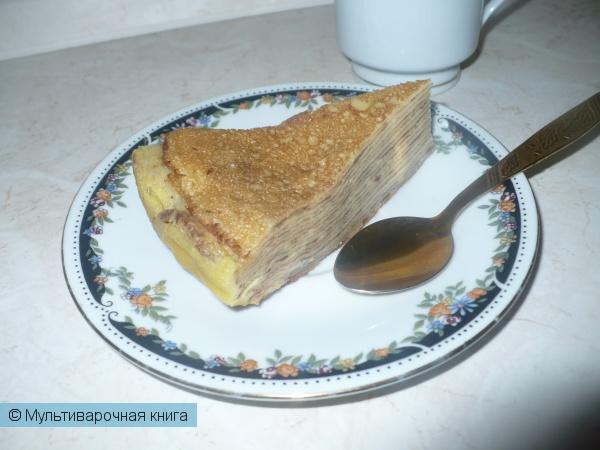 Выпечка: Блинный торт