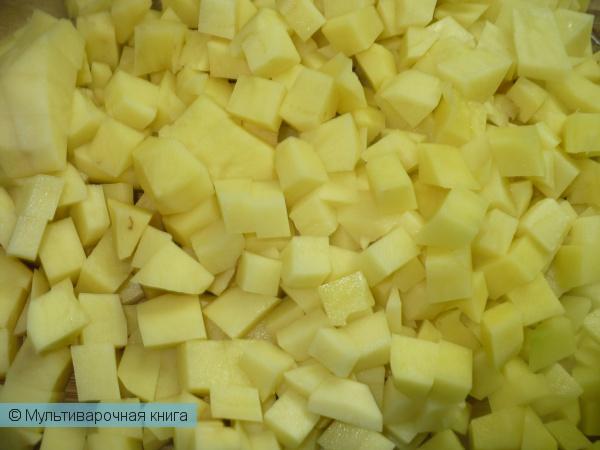 Вторые блюда: Рецепт-дуэт Сливочный картофель и запеченная свинина