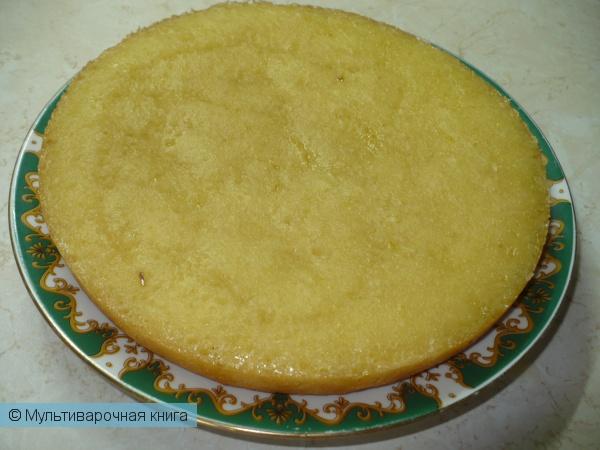 Выпечка: Лимонный кекс с пропиткой