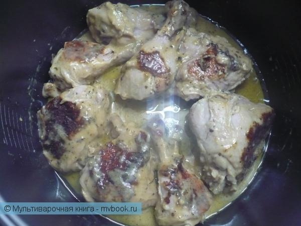 куриные ножки и картофель в мультиварке рецепты