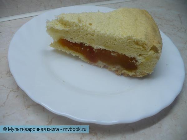 Тройной пирог в мультиварке