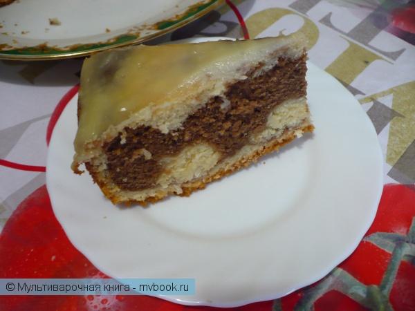 """Торт """"Буэно"""" в мультиварке"""