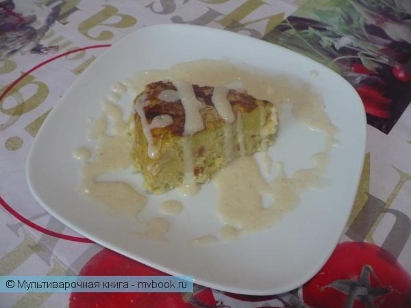 Сицилийский картофельный пирог в мультиварке