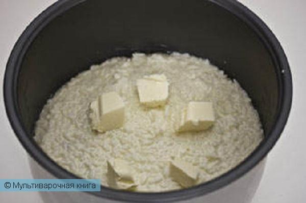 Вторые блюда: Рисовая запеканка с мясным фаршем