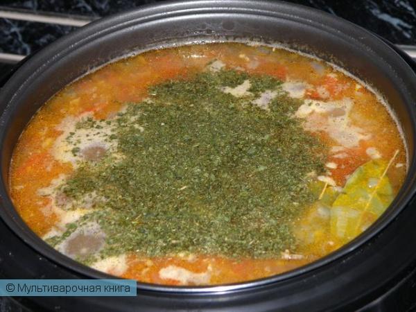 Первое блюдо: Ароматный рыбный суп в мультиварке