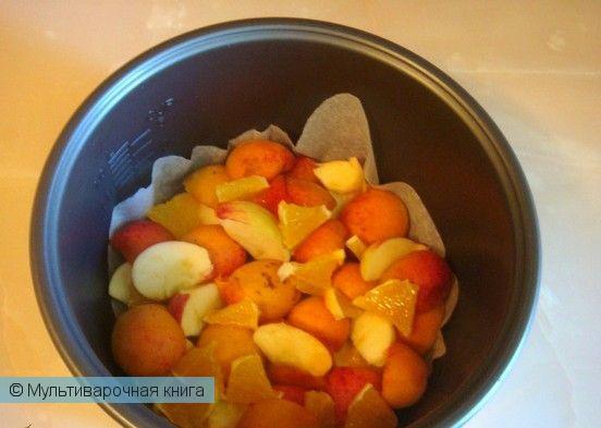 Выпечка: Летний фруктовый пирог