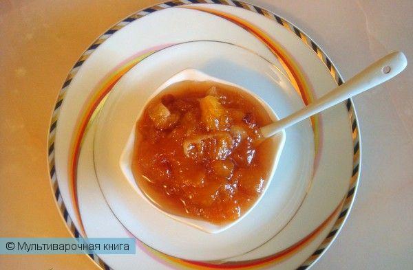Десерты: Абрикосовый конфитюр
