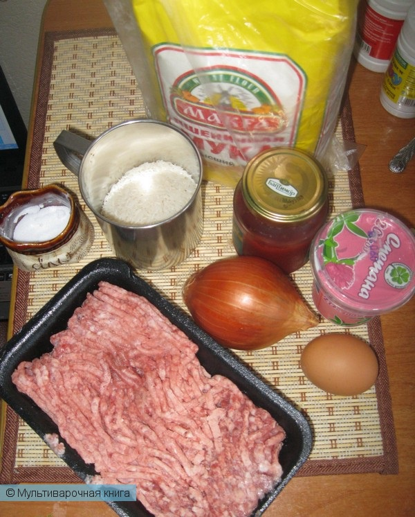 Вторые блюда: Тефтели быстро и вкусно
