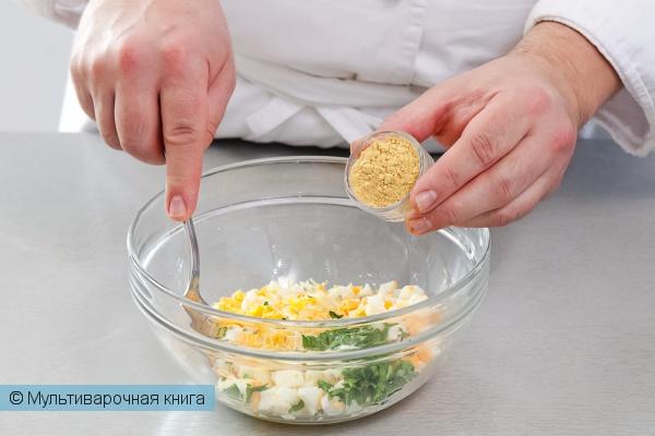 Вторые блюда: Запеченная скумбрия