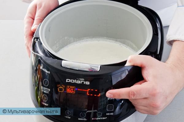 Десерты: Домашний йогурт