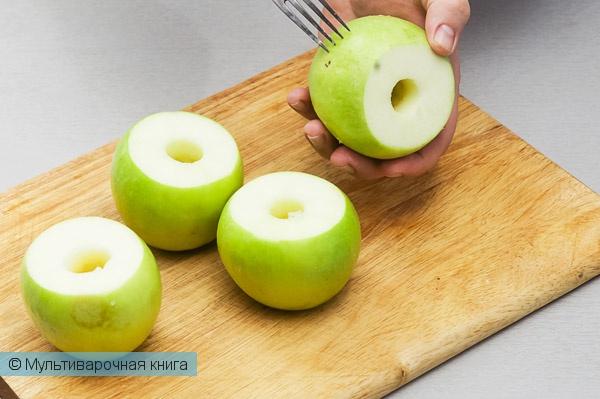 Десерты: Яблоки по-венски
