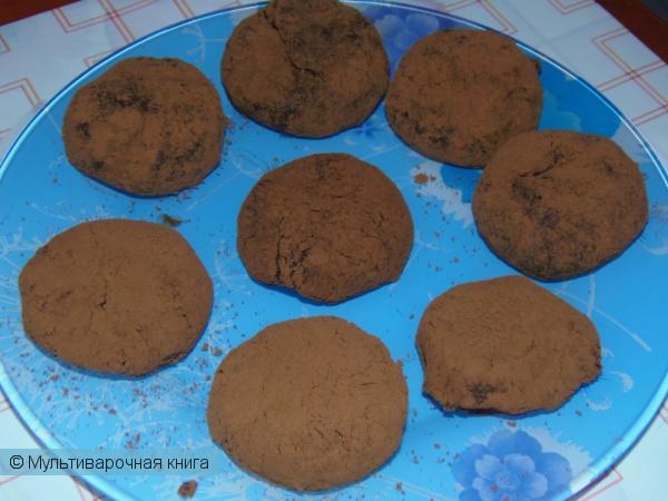 Выпечка: Конфеты шоколадные из моркови