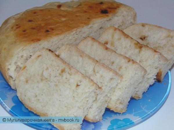 Выпечка: Луковый хлеб