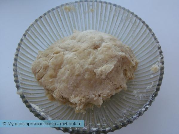 Выпечка: Постный черничный пирог