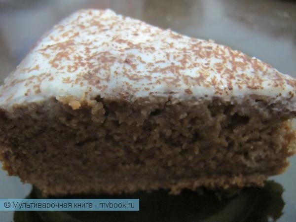 Выпечка: Бананово-шоколадный кекс