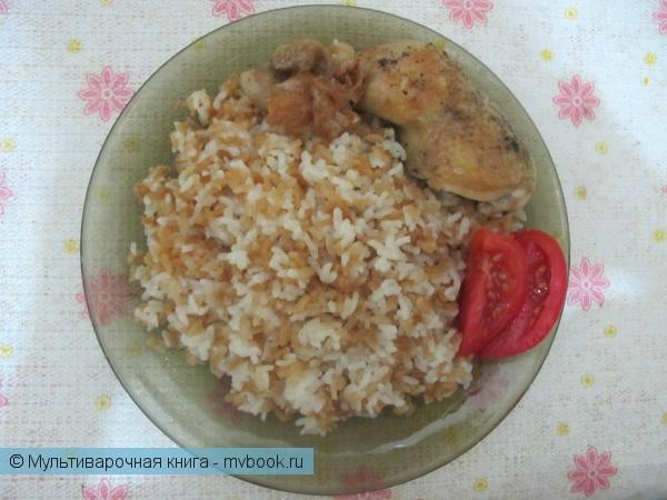 Каши: Двухцветный рис