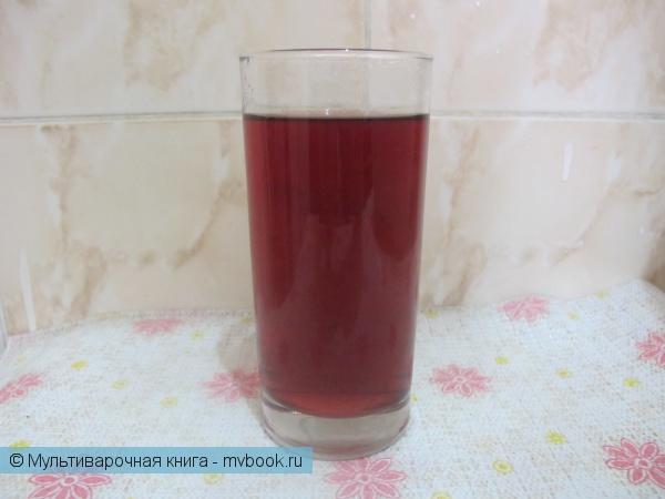 Напитки: Как приготовить Каркаде в мультиварке