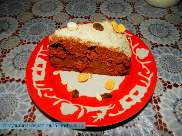 Выпечка: Торт с мюслями в мультиварке