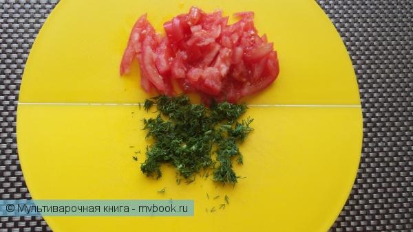 Вторые блюда: Стручковая фасоль с фрикадельками