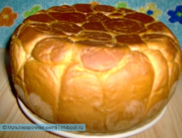 Выпечка: Пирожки Малышки с маковой начинкой