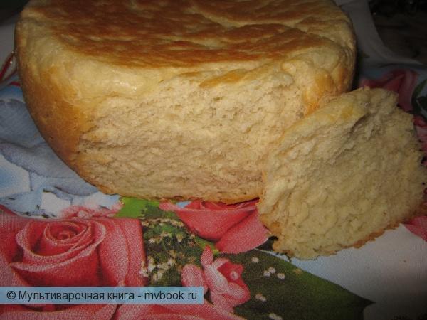 Выпечка: Хлеб в мультиварке