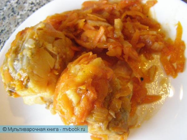 Вторые блюда: Хек под маринадом Назад в СССР