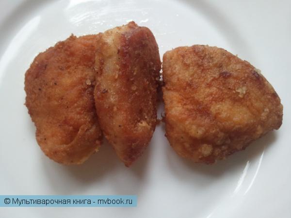 Вторые блюда: Чикен Нагетсы