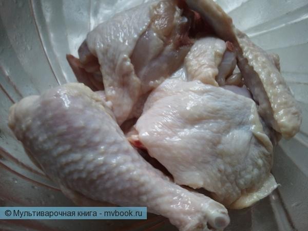 рецепты маринованной курицы в мультиварке