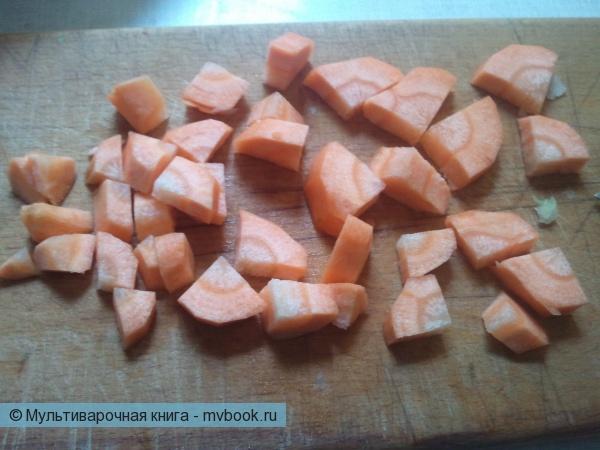 режим морковку