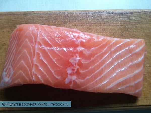 подготовим рыбу