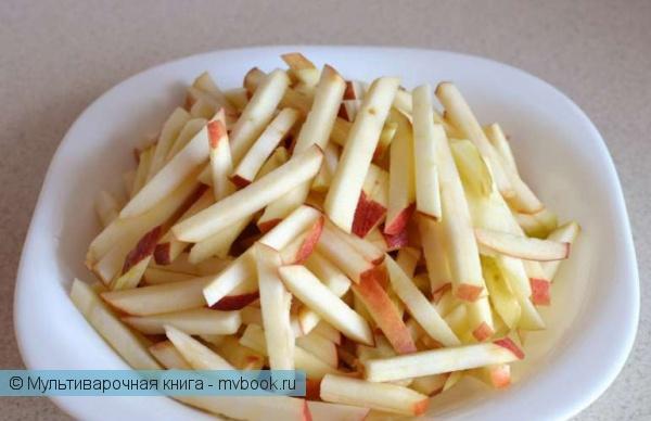 Выпечка: Вкуснейшая шарлотка с яблоками