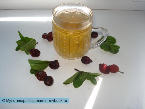 Напитки: Узвар в мультиварке