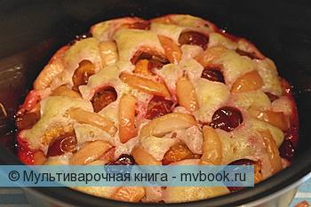 Выпечка: Пирог на сметане