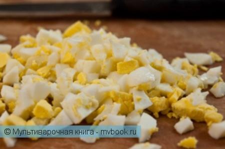 Вторые блюда: Салат «Руссо»