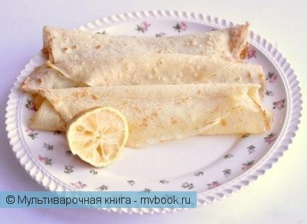 Десерты: Советы для выпекания блинчиков