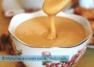 Десерты: Сгущенка домашняя в мультиварке