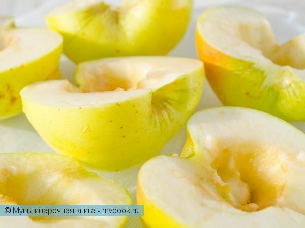 Детское меню: Яблочное пюре для первого прикорма
